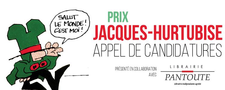 Prix Jacques-Hurtubise 2020
